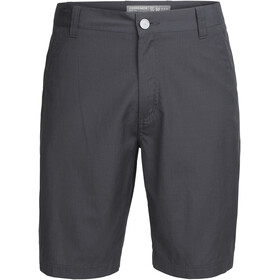 Icebreaker Escape - Shorts Homme - gris